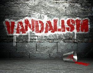 Vandalism Repairs